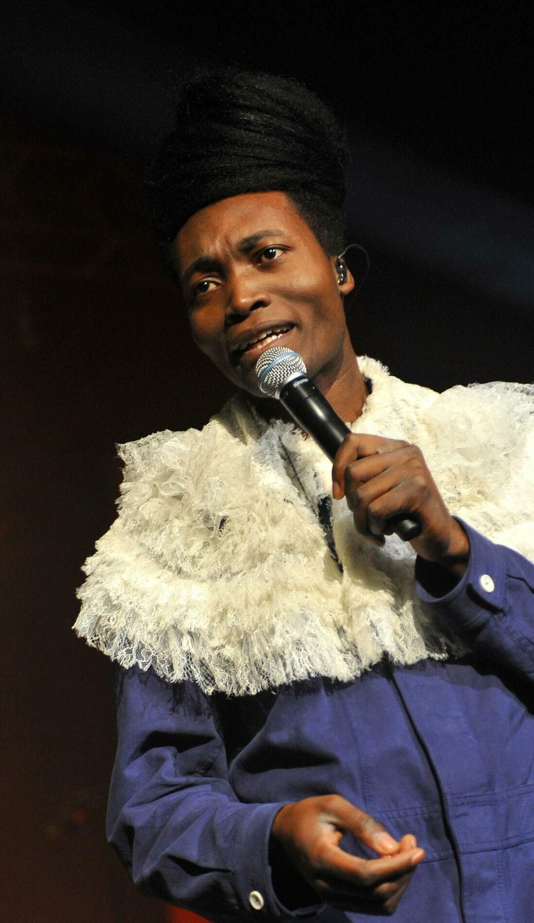 A Benjamin Clementine live event