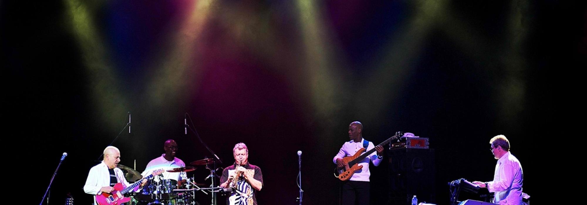 A Berks Jazz Fest live event