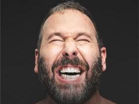 Bert Kreischer with Sal Vulcano and Kyle Kinane
