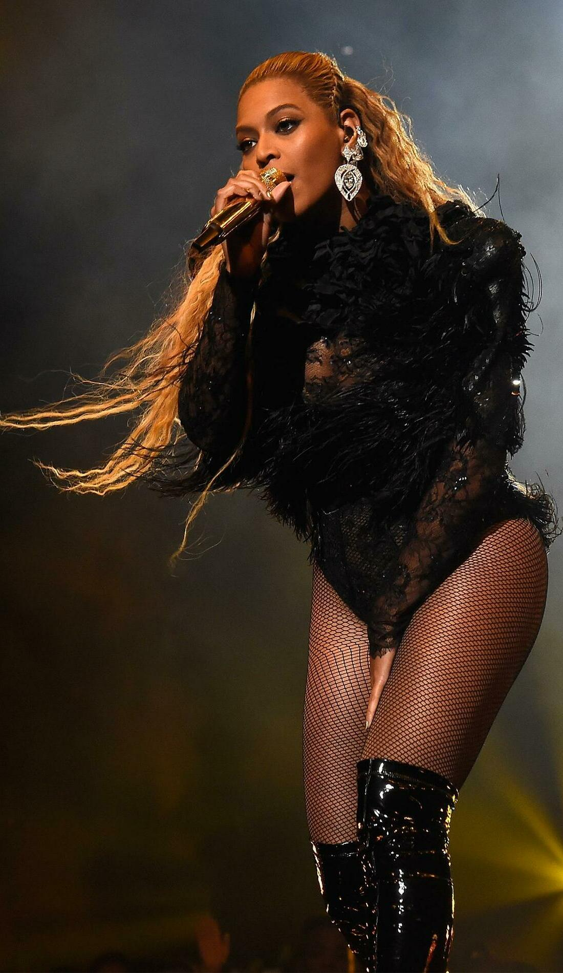 A Beyonce live event
