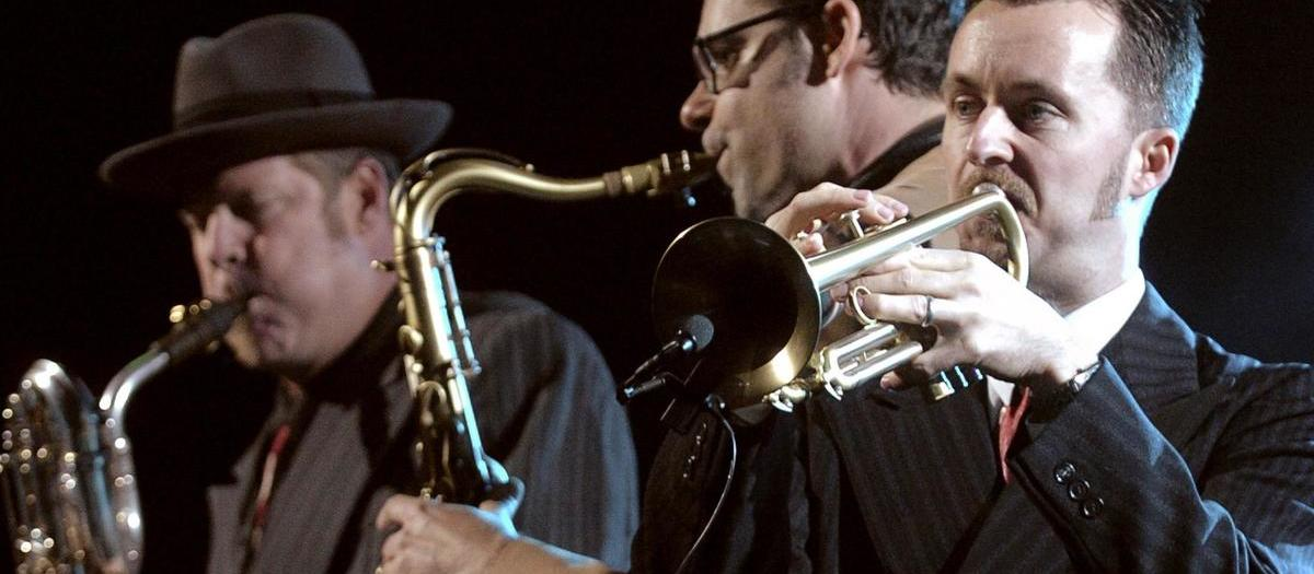 Big Bad Voodoo Daddy Tickets