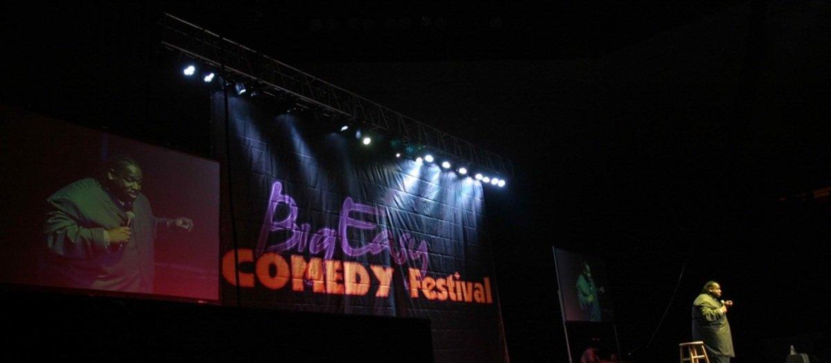 Big Easy Comedy Fest Tickets