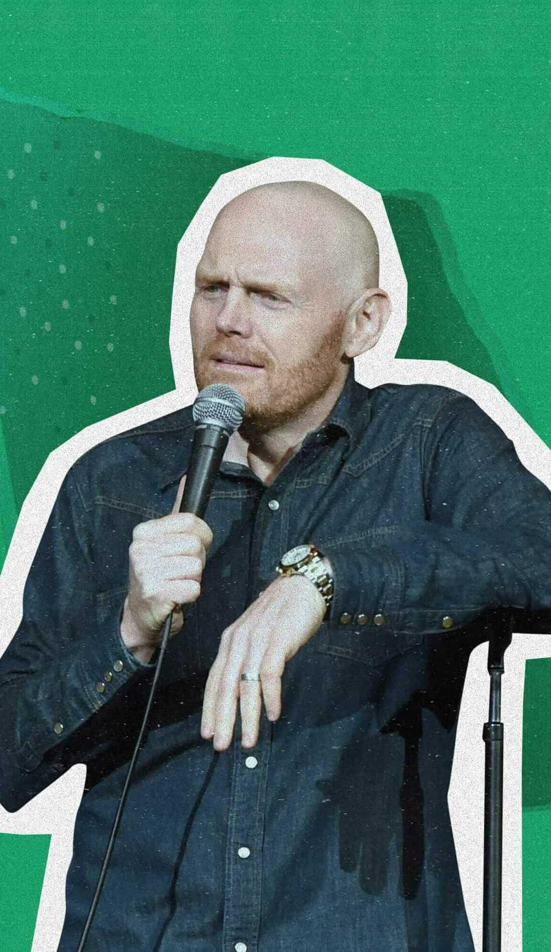 A Bill Burr live event