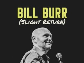 Advertisement - Tickets To Bill Burr