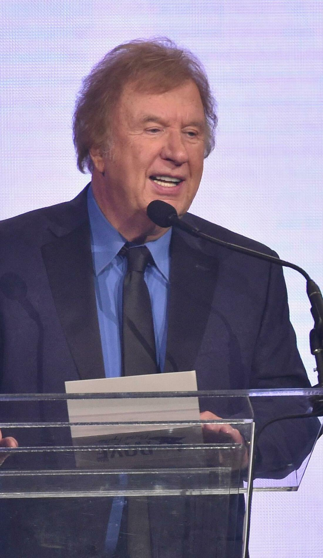 A Bill Gaither live event