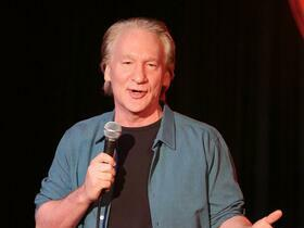 Advertisement - Tickets To Bill Maher