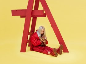 Billie Eilish with Childish Major