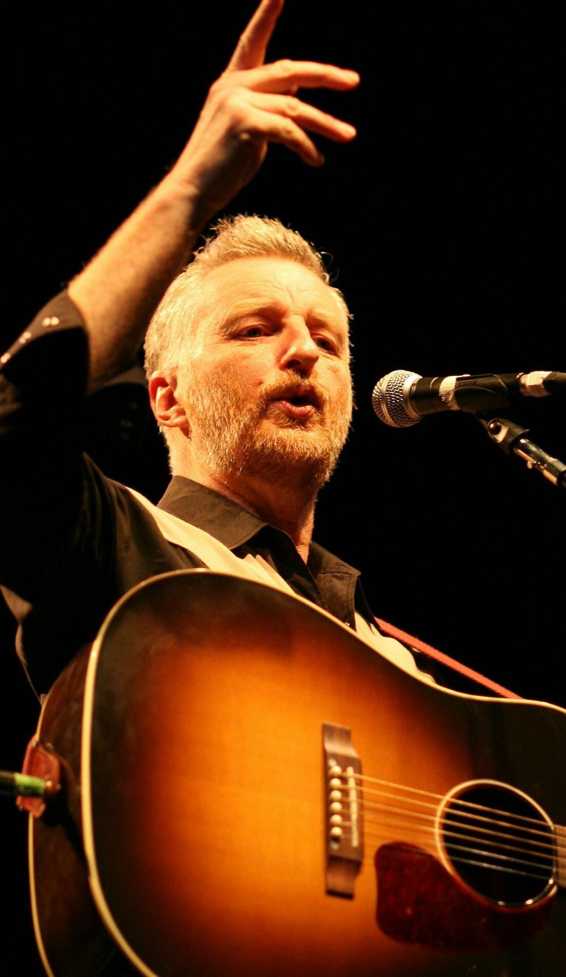 A Billy Bragg live event