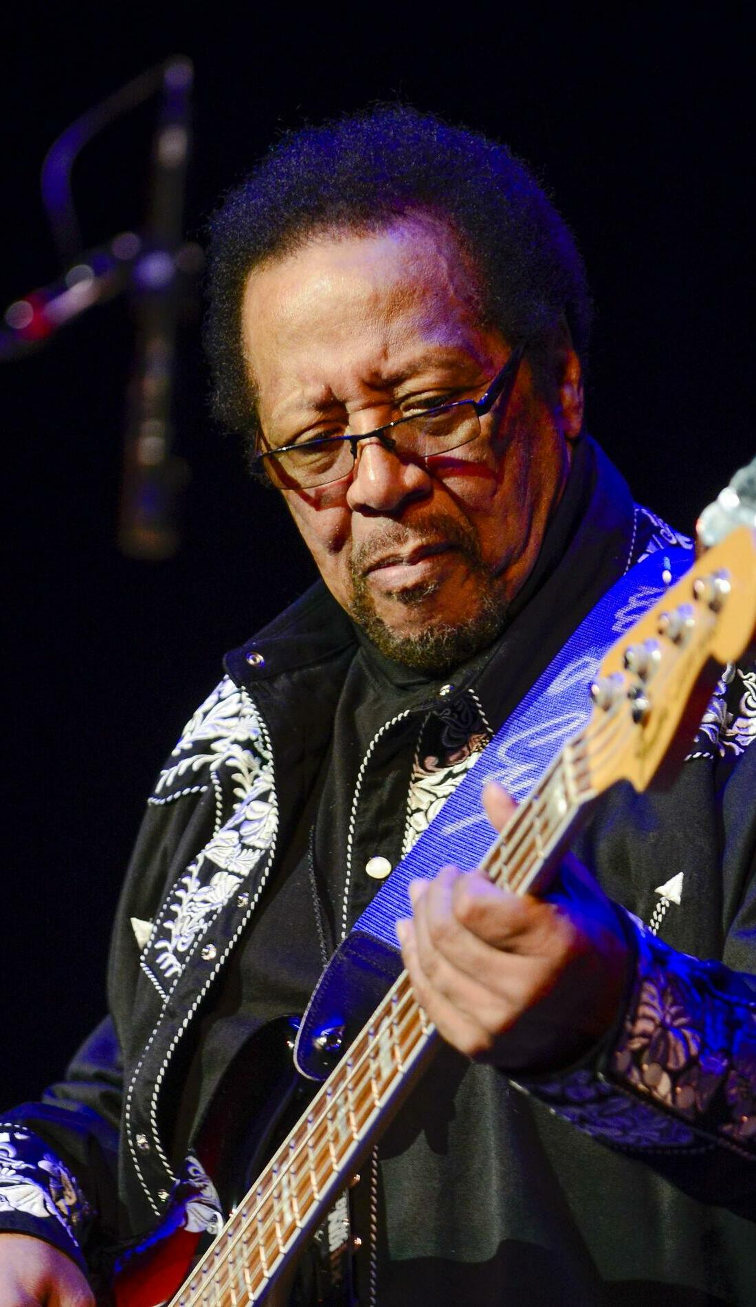 A Billy Cox live event