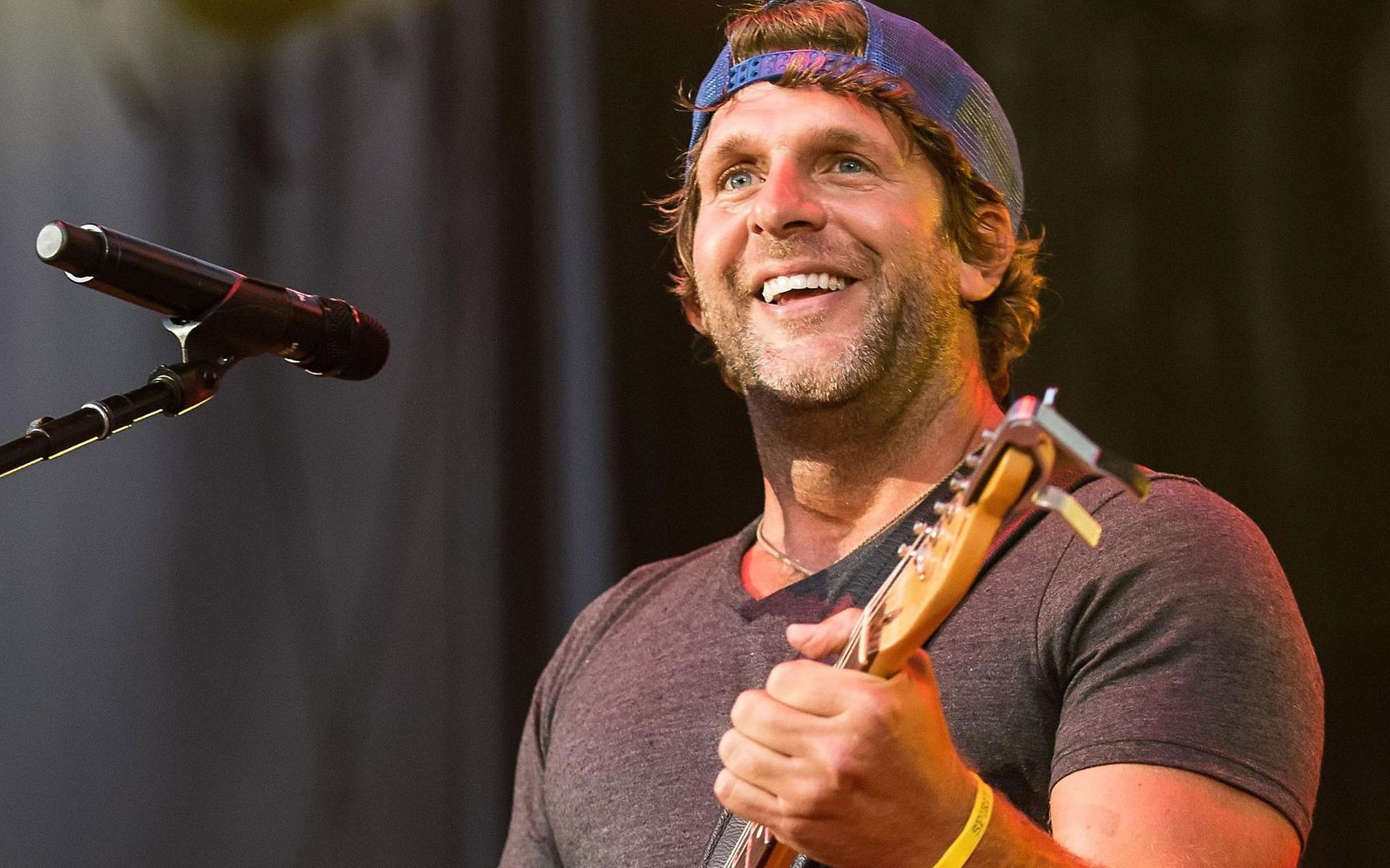 Billy Currington Boston August 8312018 At Blue Hills Bank