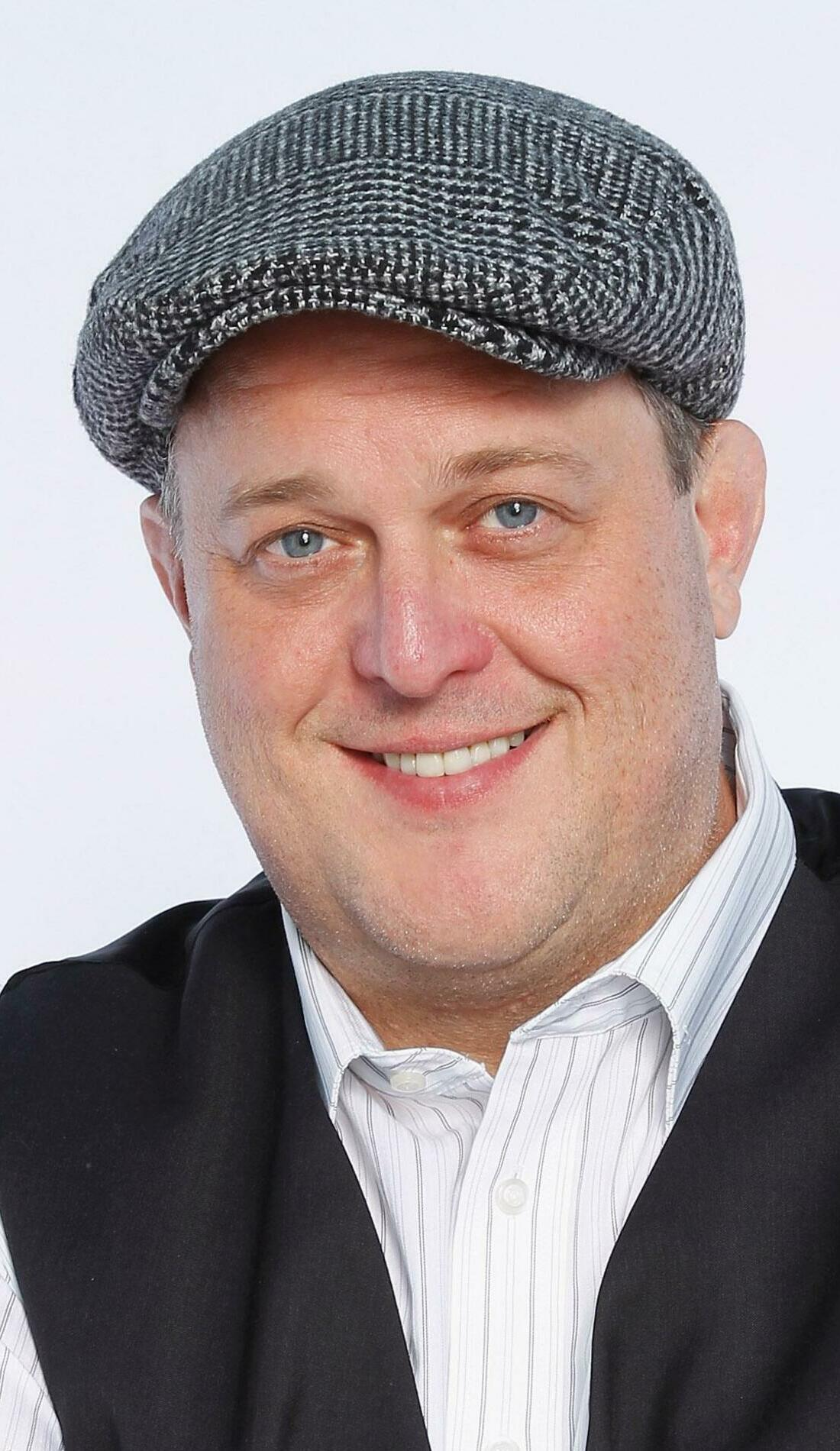 A Billy Gardell live event