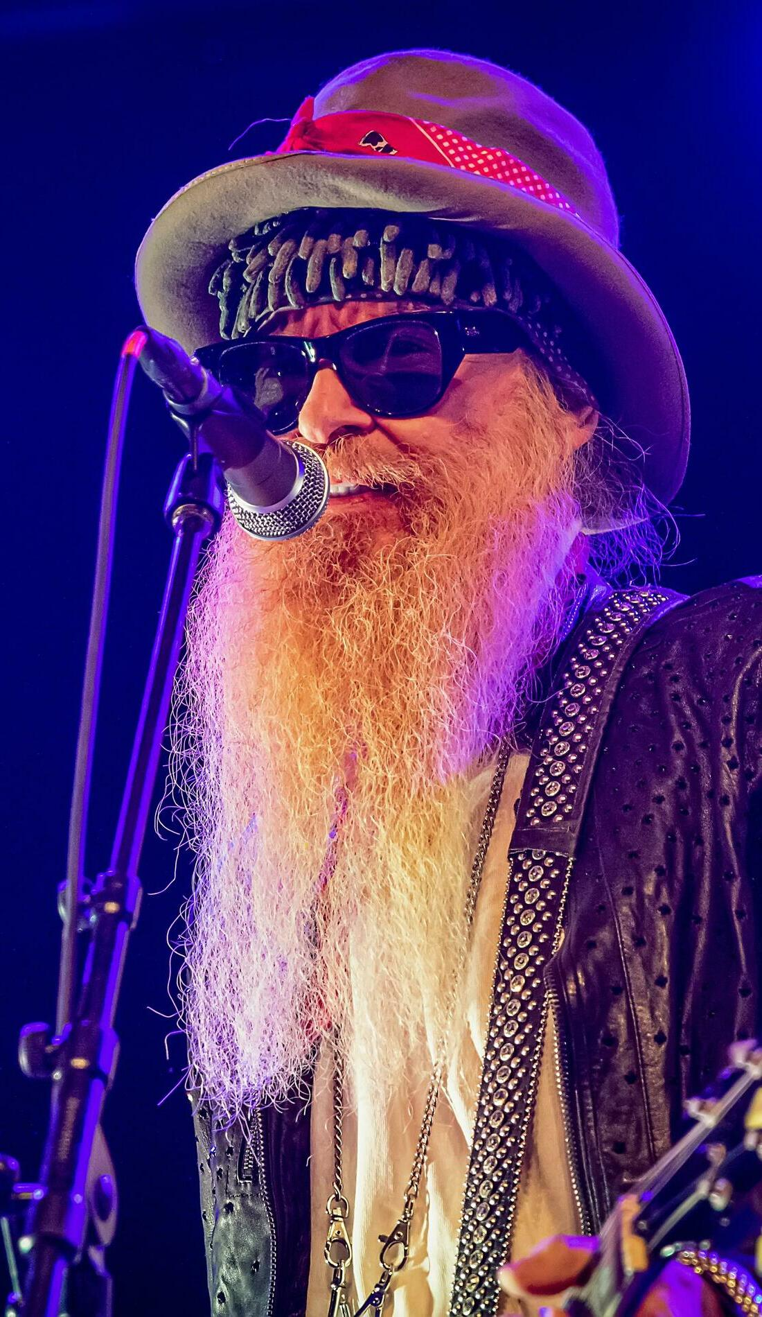 A Billy Gibbons live event