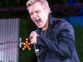 Billy Idol with Steve Stevens