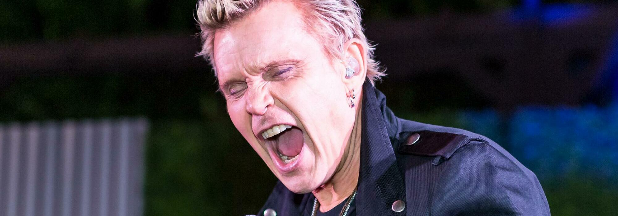 A Billy Idol live event
