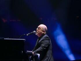 Advertisement - Tickets To Billy Joel
