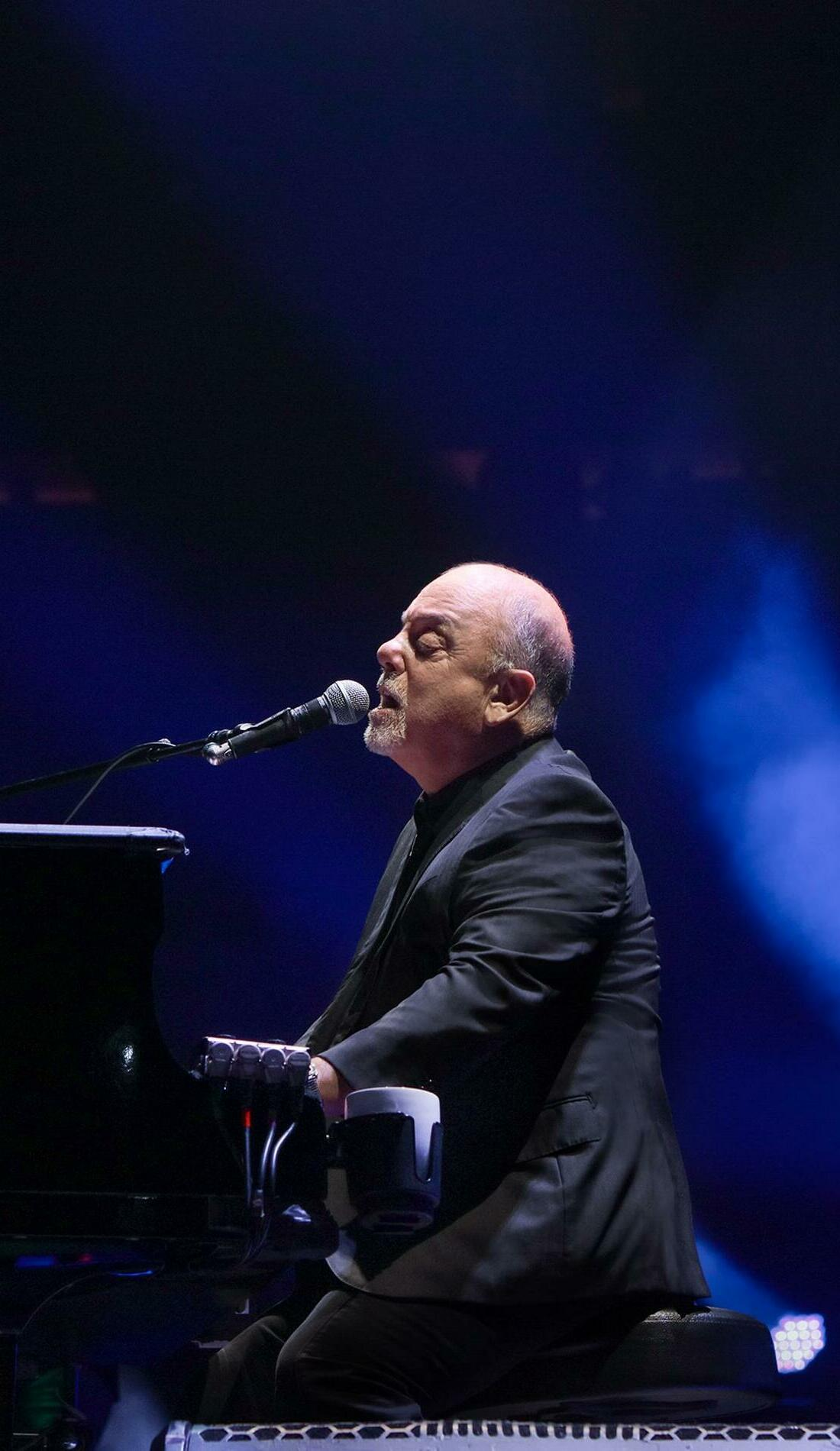 A Billy Joel live event