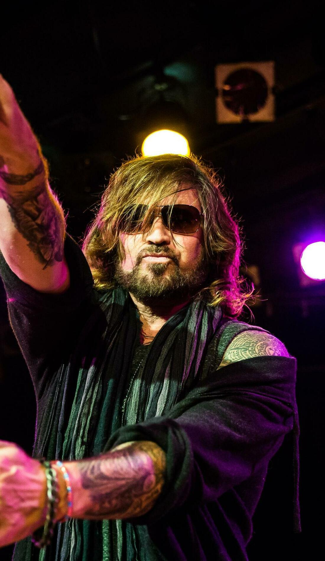 A Billy Ray Cyrus live event