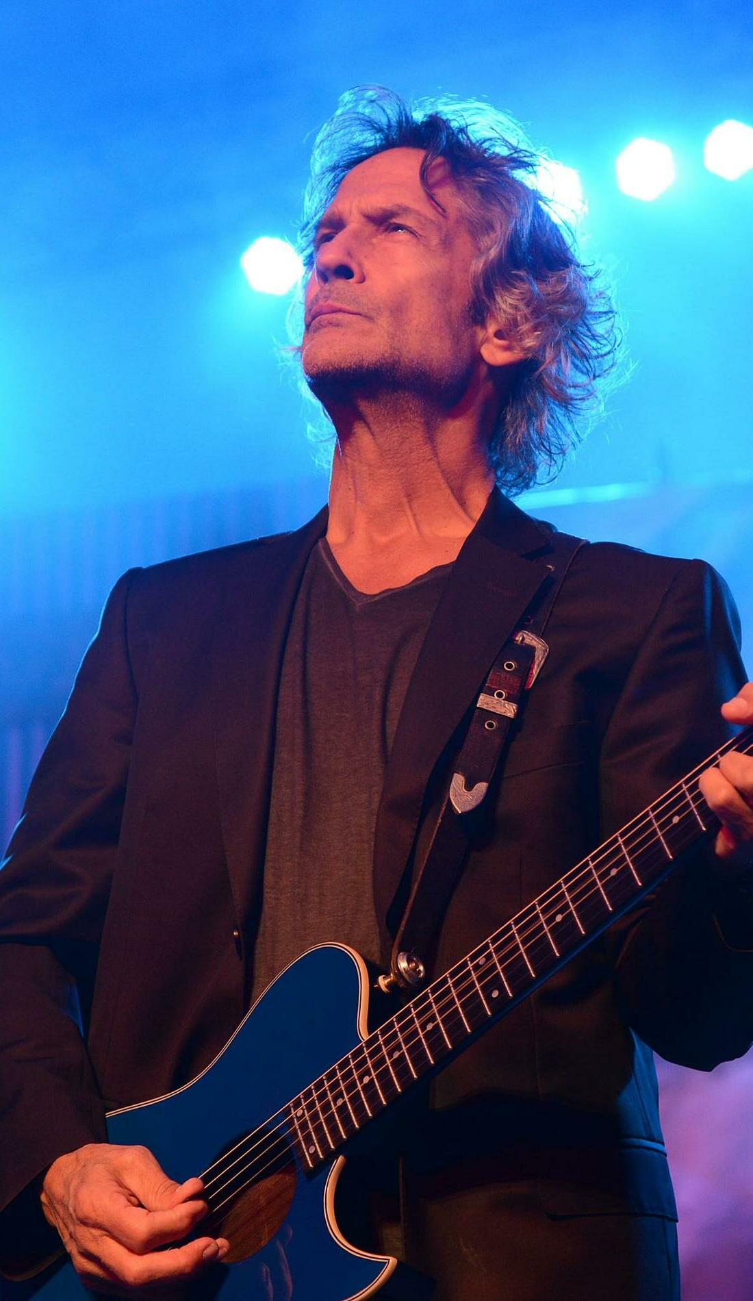 A Billy Squier live event