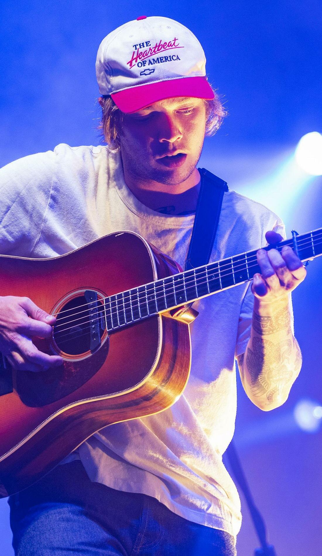 A Billy Strings live event