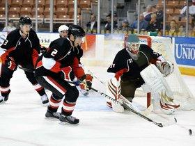 Wilkes-Barre Scranton Penguins at Binghamton Senators