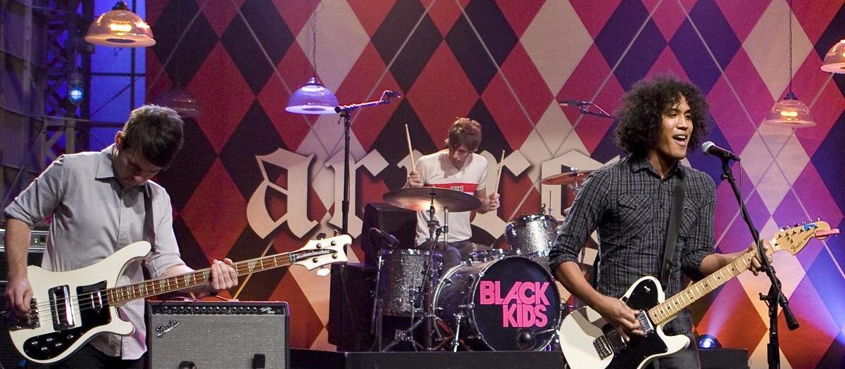 Black Kids Tickets