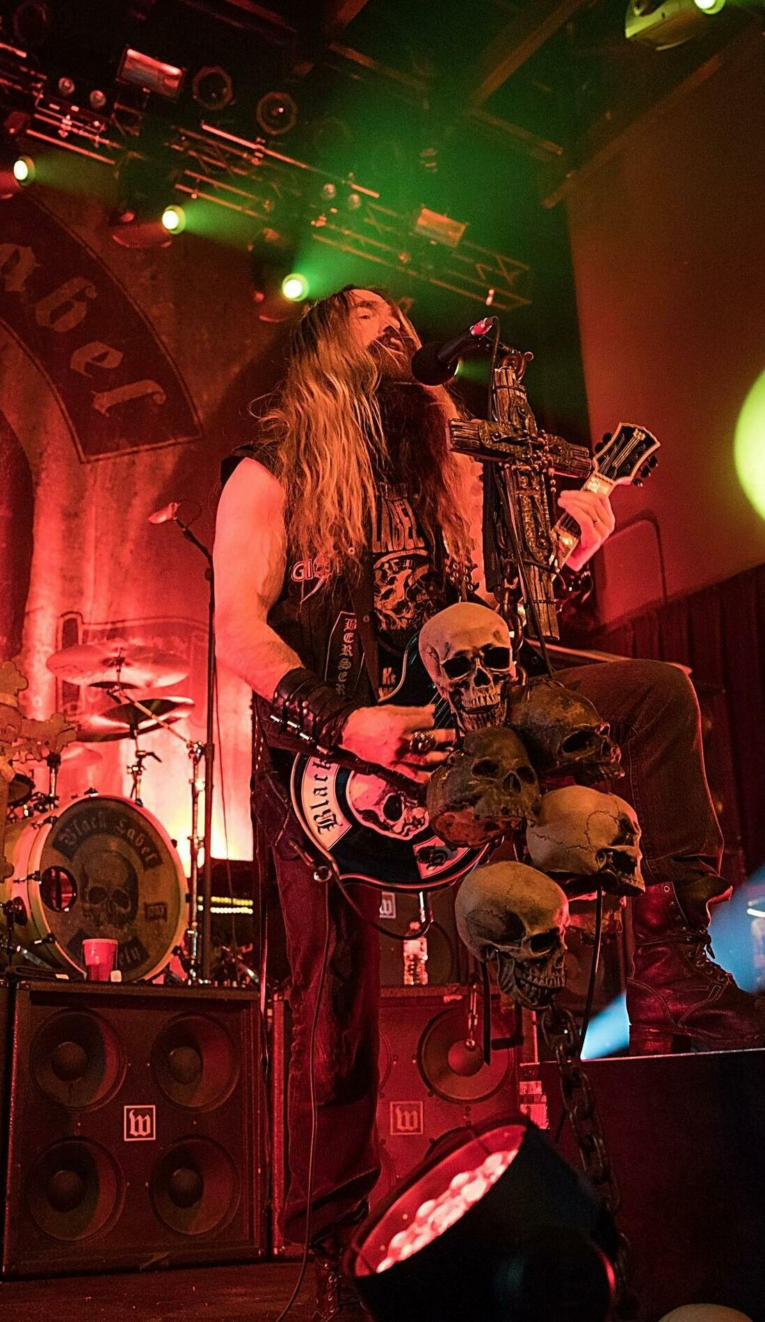 A Black Label Society live event