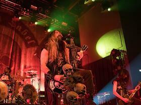 Black Label Society with Corrosion Of Conformity