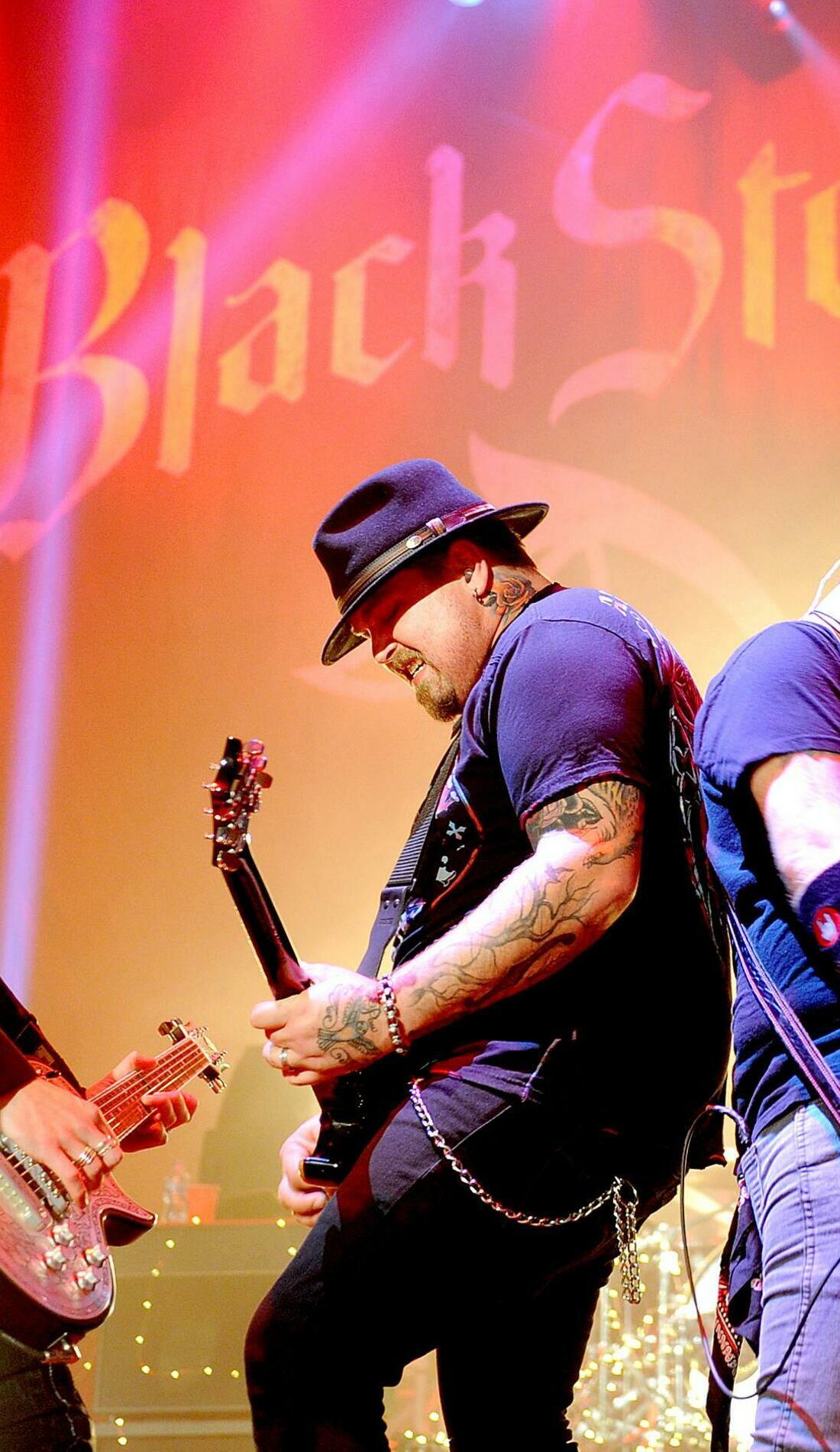 A Black Stone Cherry live event