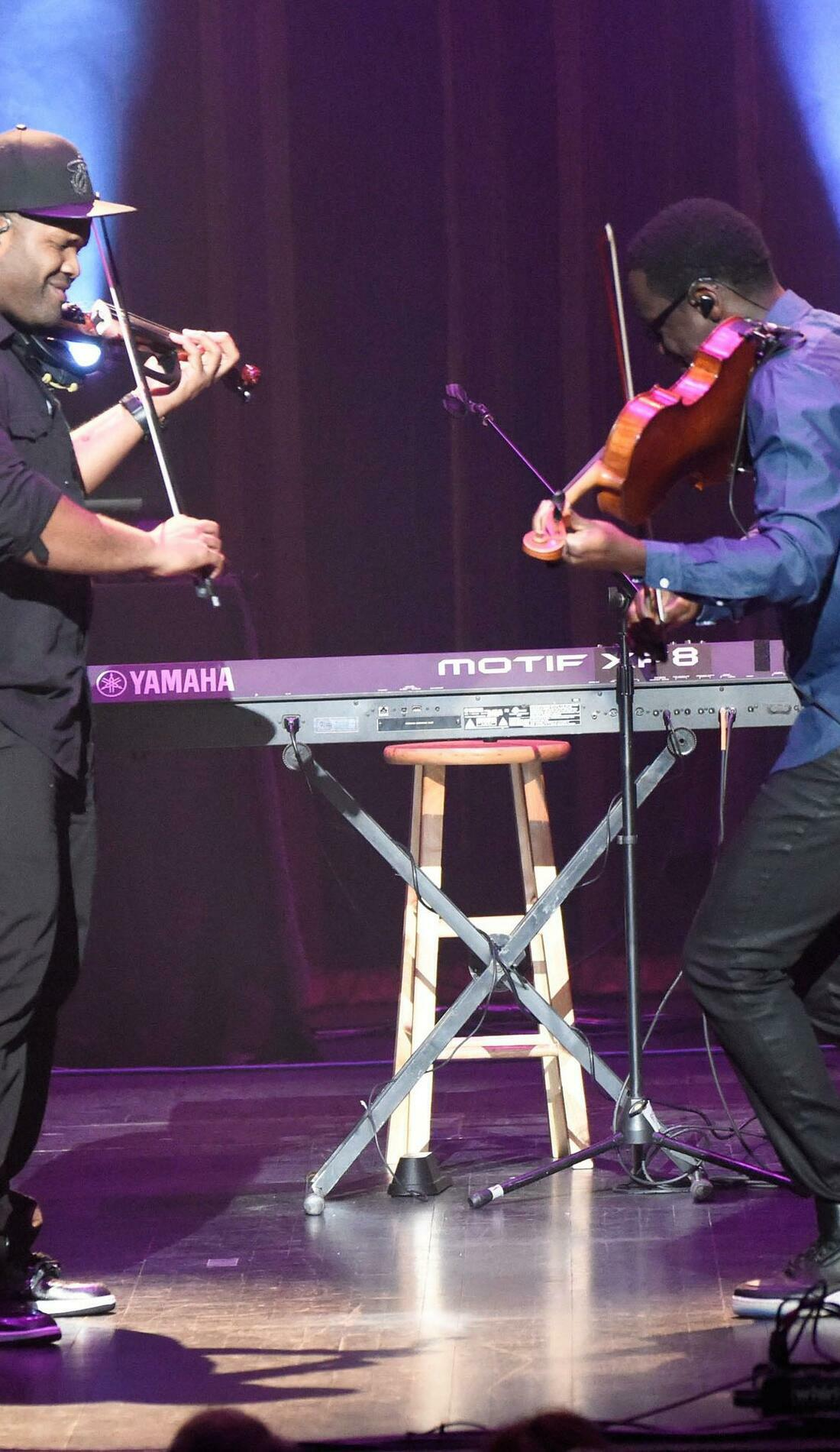 A Black Violin live event