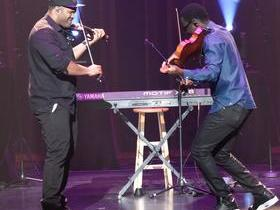 Advertisement - Tickets To Black Violin