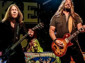 Blackberry Smoke with The Allman Betts Band