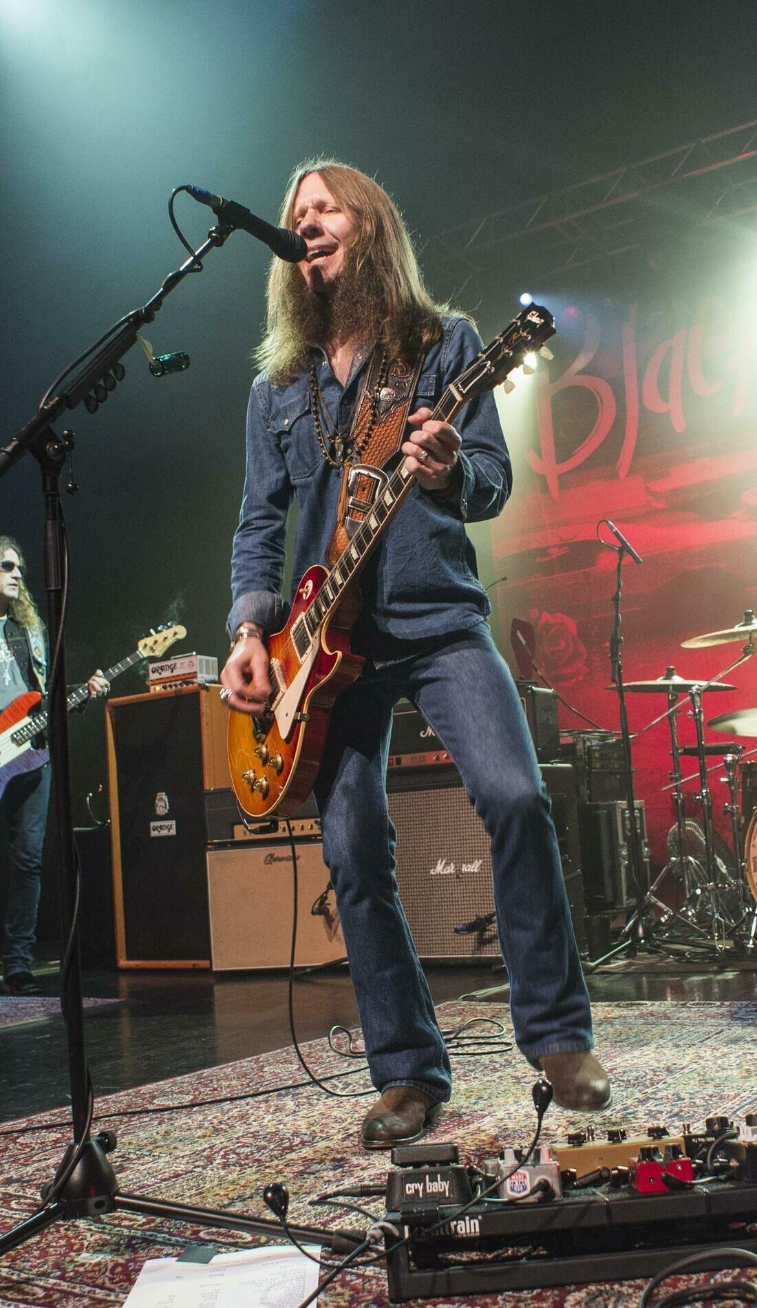 A Blackberry Smoke live event