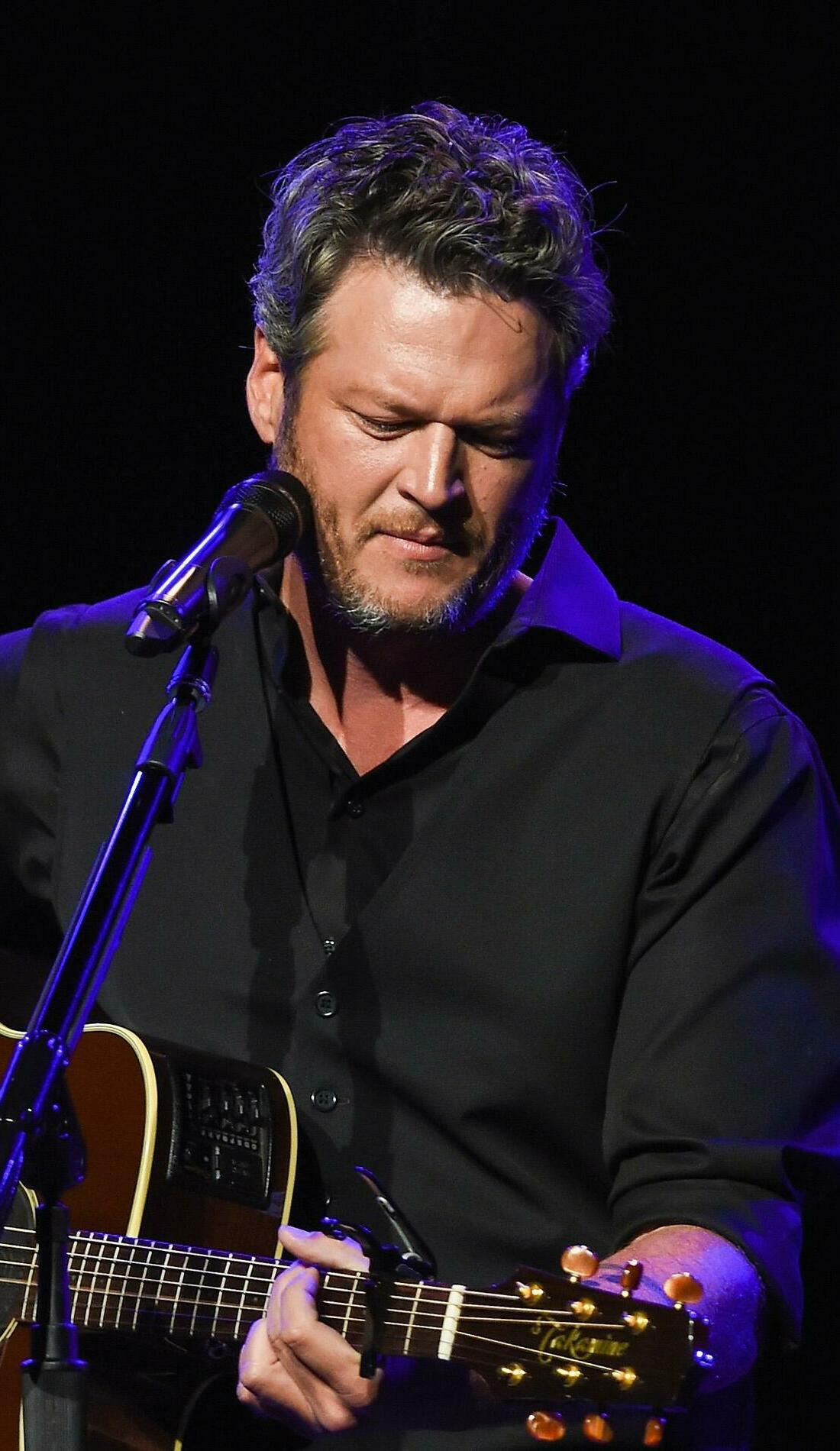 A Blake Shelton live event