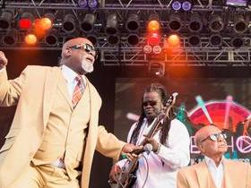 Advertisement - Tickets To Blind Boys of Alabama