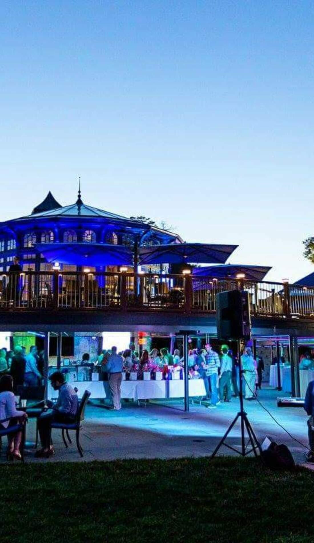 A Blu Grotto live event