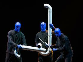Blue Man Group - Boston