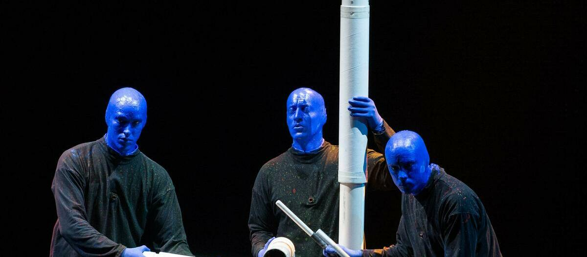 Blue Man Group Tickets