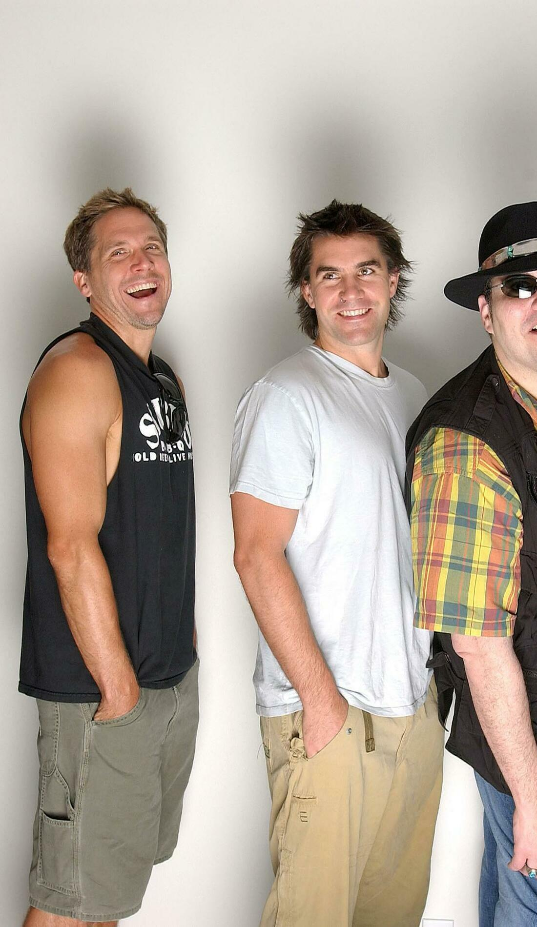 A Blues Traveler live event