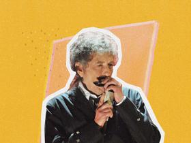 Bob Dylan with Mavis Staples