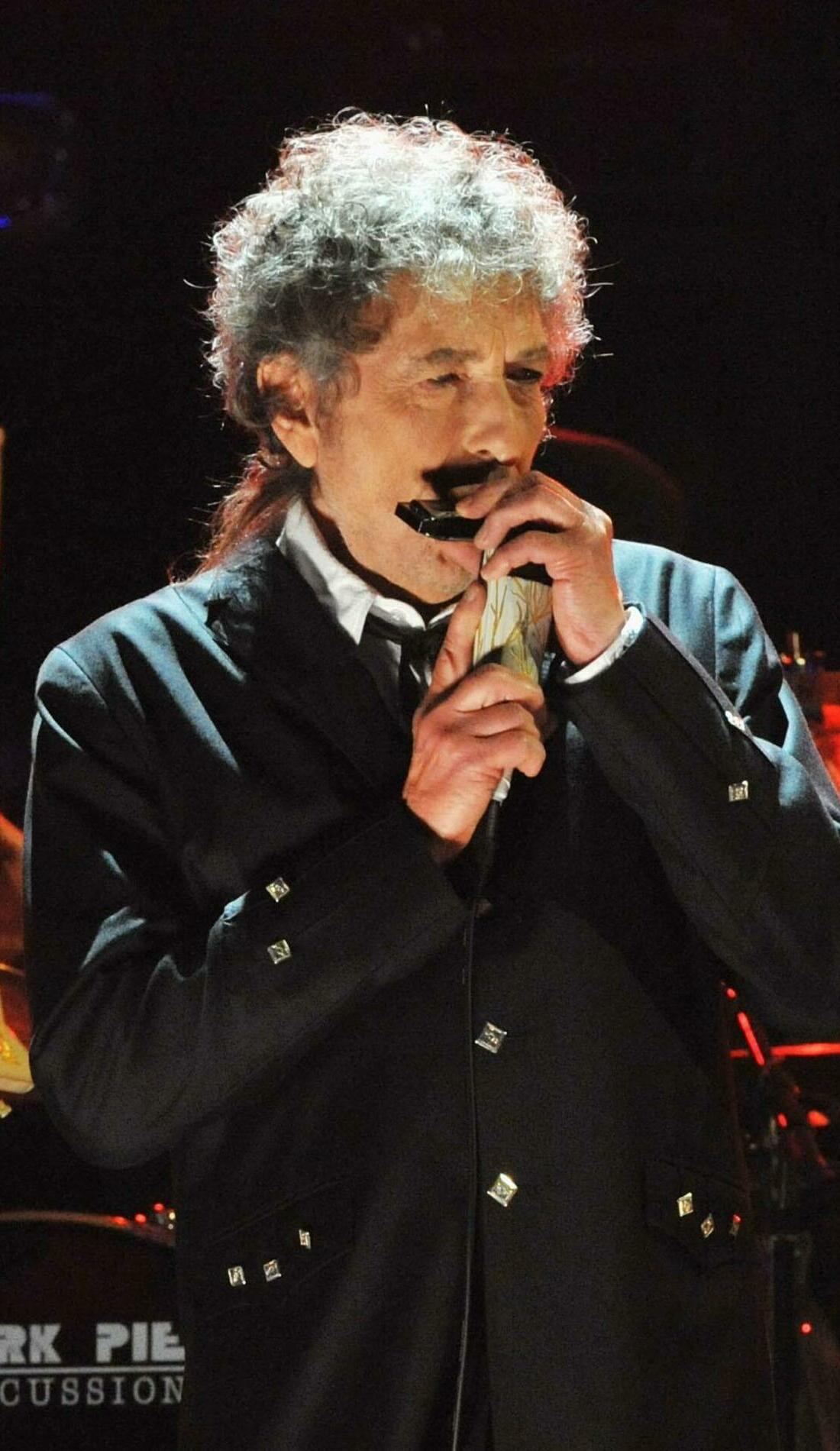 A Bob Dylan live event