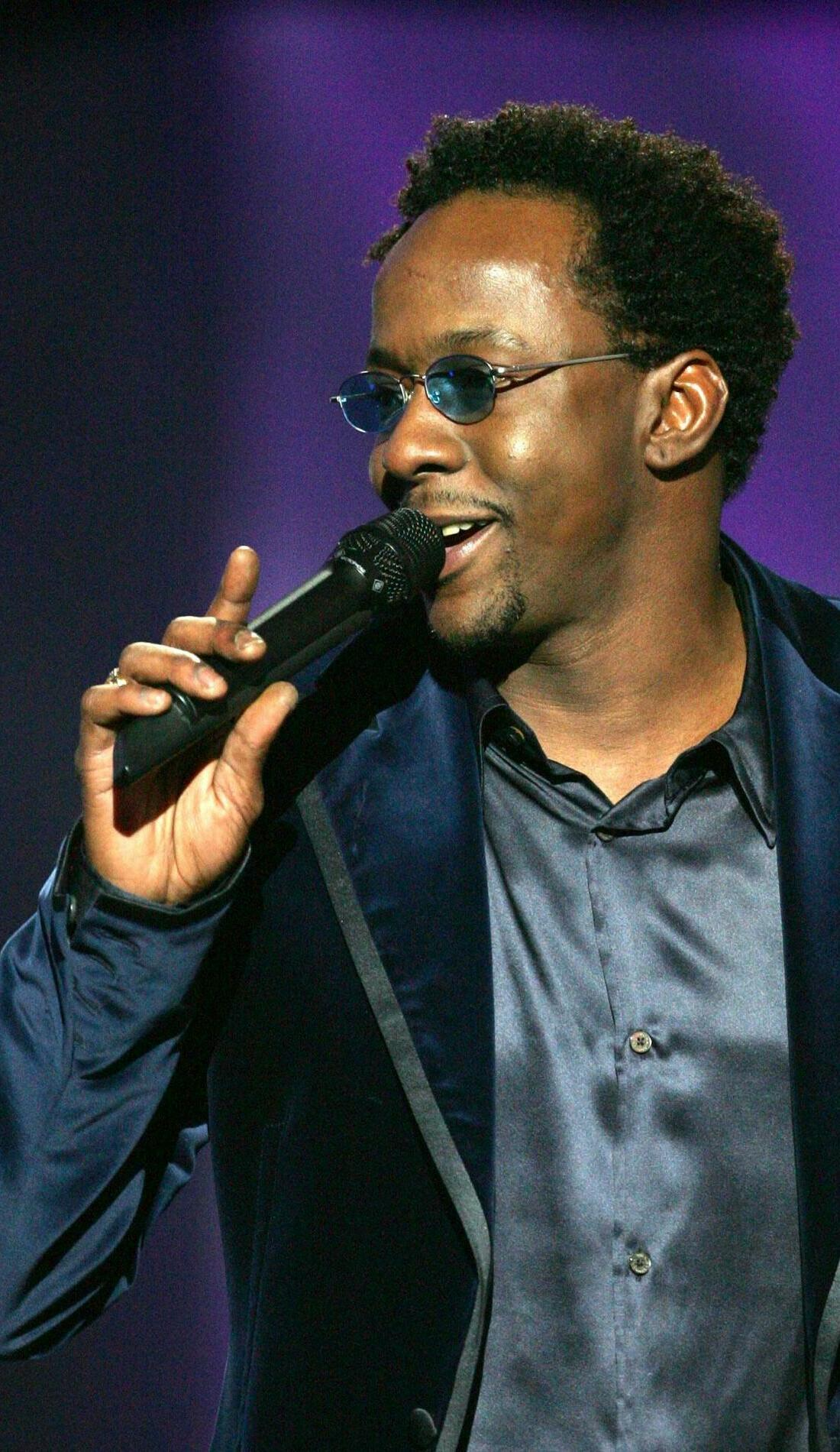 A Bobby Brown live event