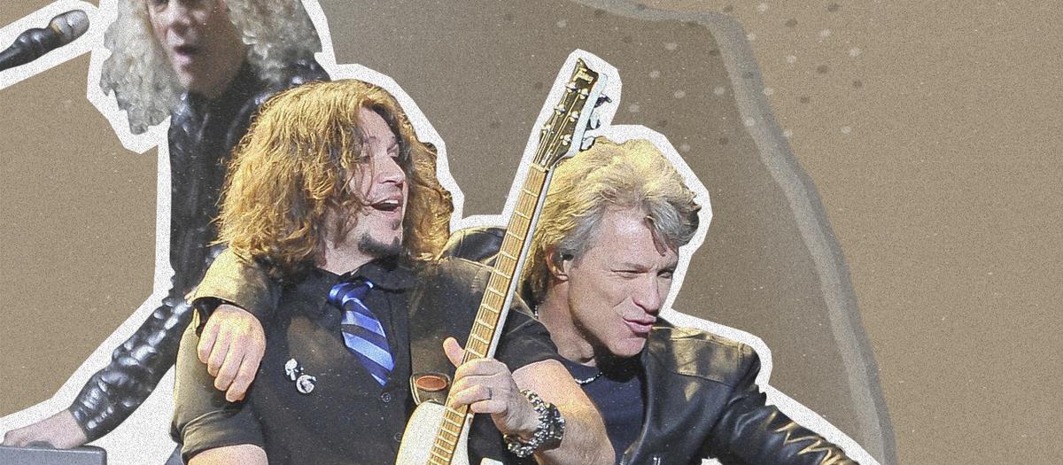 Bon Jovi Parking Passes