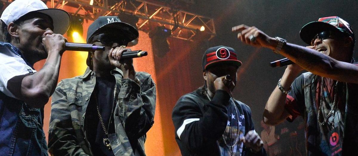 Bone Thugs-N-Harmony Tickets