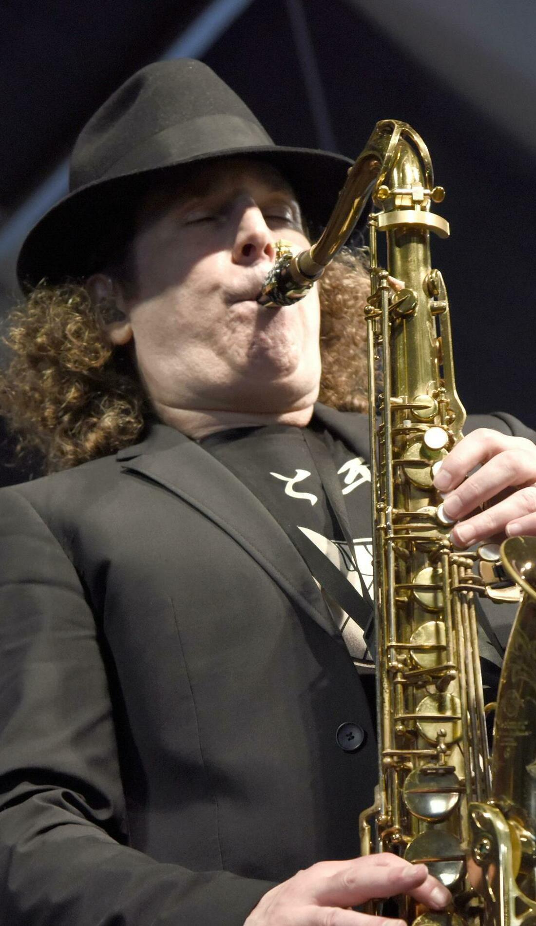 A Boney James live event