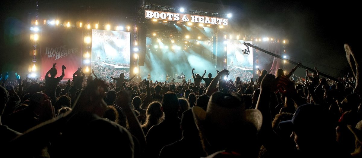 Boots and Hearts Music Festival Tickets