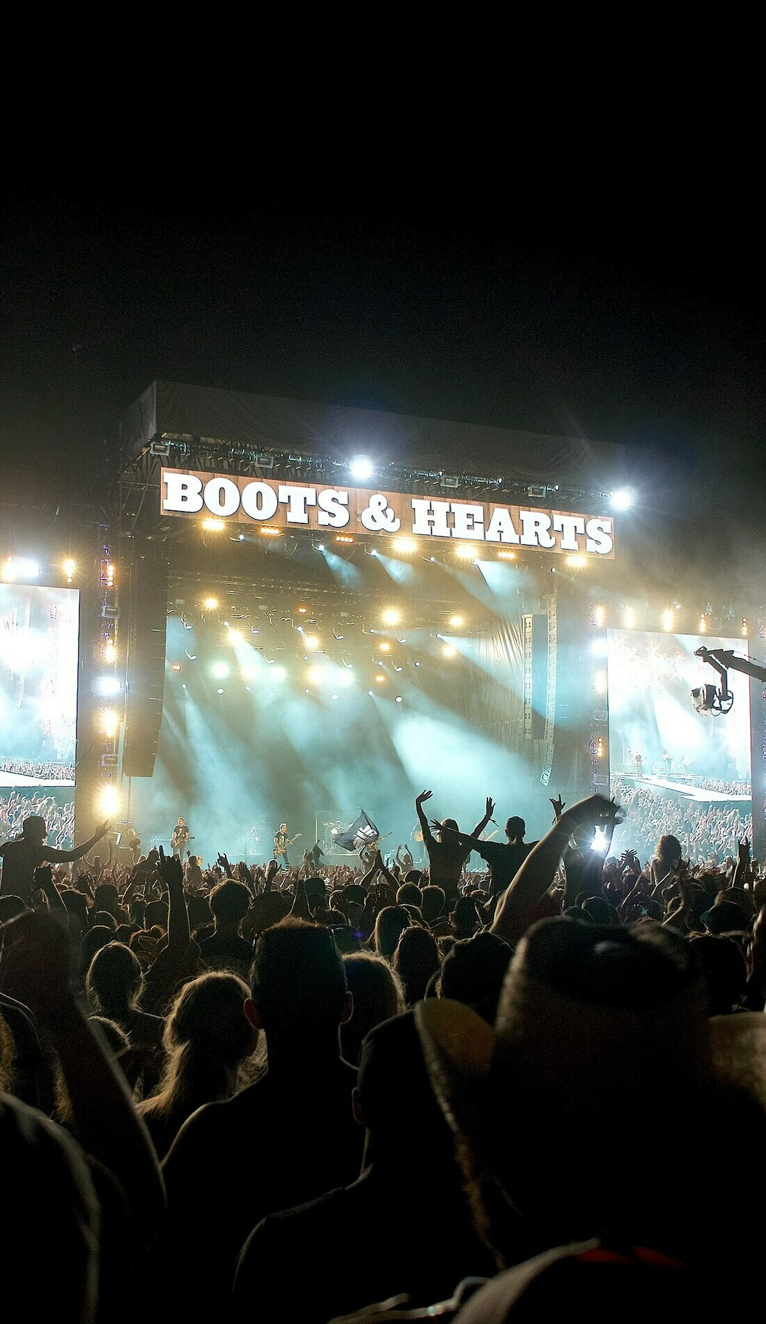 A Boots and Hearts Music Festival live event