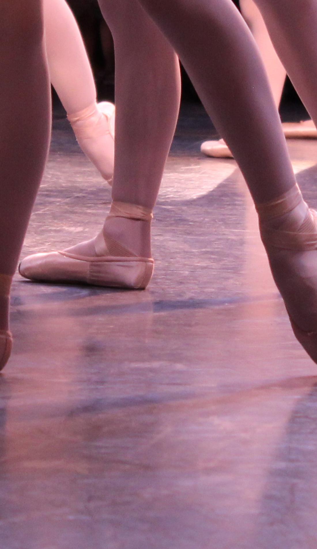 A Boston Ballet live event