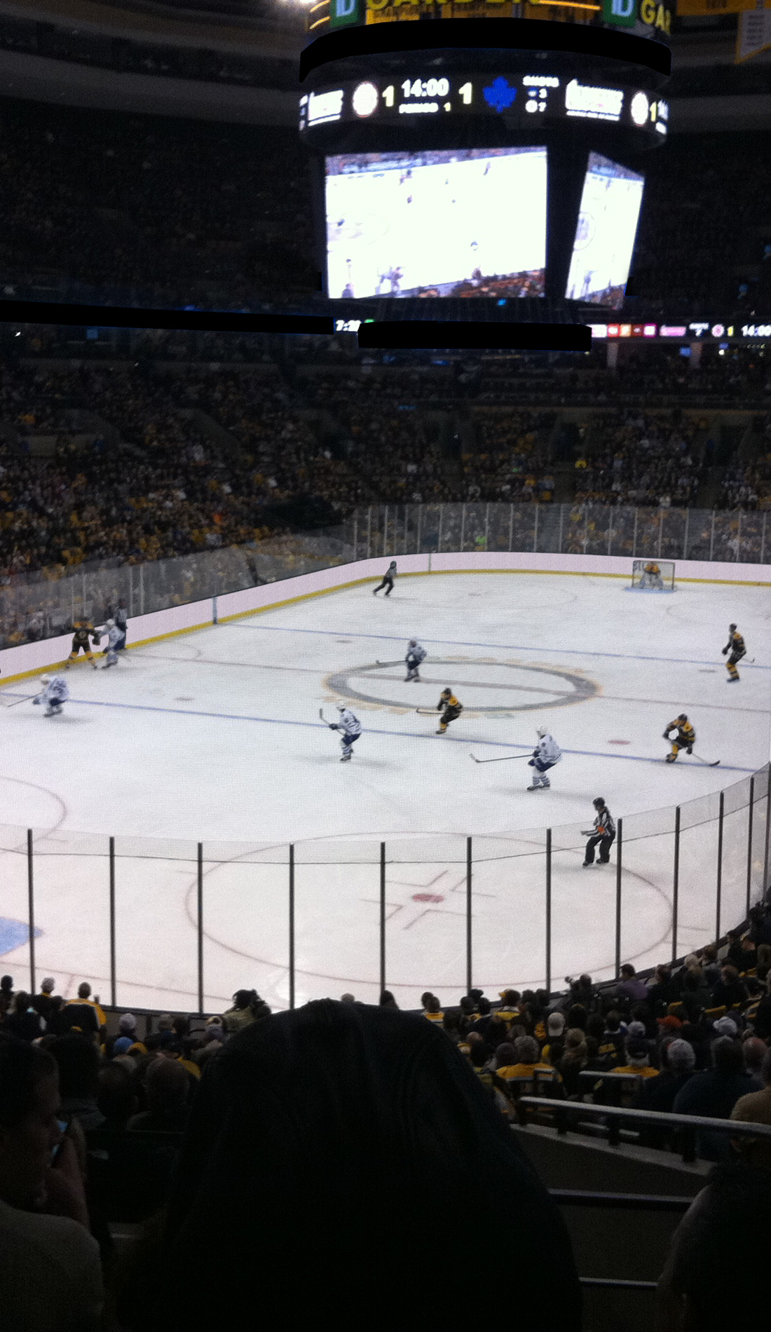 A Boston Bruins live event