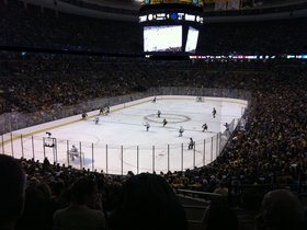 TBD at Boston Bruins (Home Game 1, If Necessary): East Division First Round