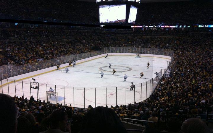19 New Td Garden Seating Chart Hockey